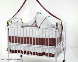Продам кроватку Geoby