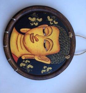 Ключница Будда D25см