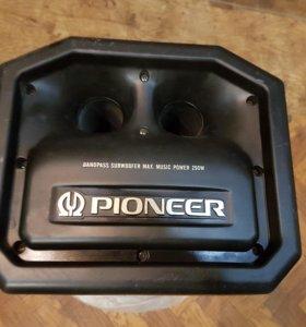 Сабвуфер Pioneer TS-WX 80