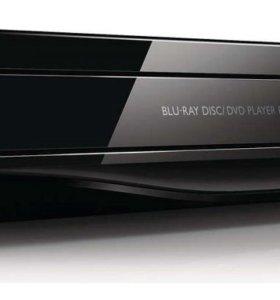 Проигрыватель Philips Blu-ray/DVD BDP3385K/51