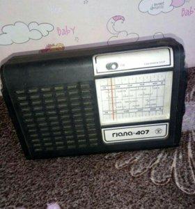 Радиоприемник ГJАЛа 407
