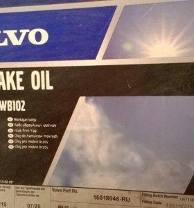 Масло трансмиссионное Volvo