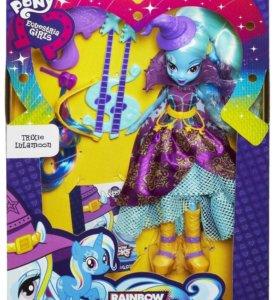 Кукла Супер-Модница Трикси My Little Pony A6684h