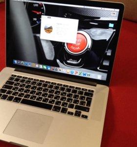 MacBook Pro 15 (Retina, 15-inch, Late 2013)