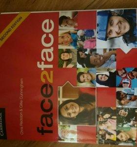 Учебник Face2face