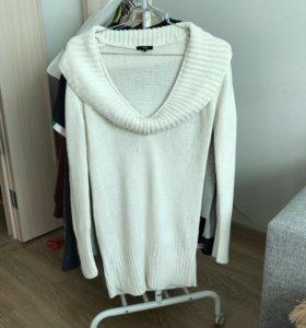 Удлинённый свитер Mango