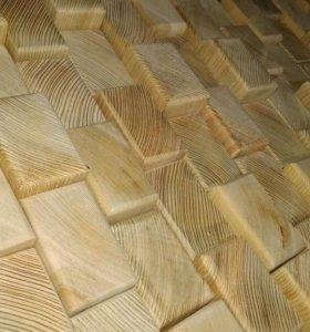 Декор из древесины