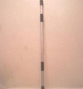Ручка для щётки телескопическая с подачей воды