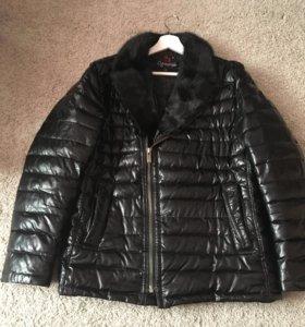 Куртка мужская тёплая 52 размер