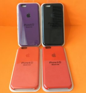 Оригинальный чехол iPhone 6/6s