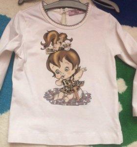 Брендовая Одежда для девочки 2 года