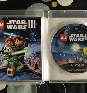 Star Wars 3 LEGO