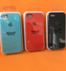 Оригинальный чехол iPhone 5/5s/se