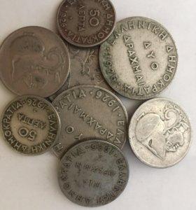 Монеты Греции 1926 года