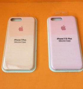 Оригинальный чехол iPhone 7/8 plus