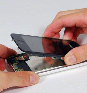 Дисплейные модули iPhone 5s/6/6s/7+