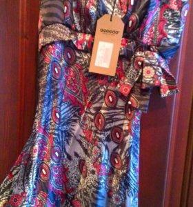 Шикарное новое итальянское платье