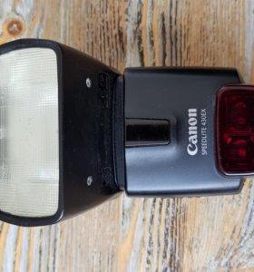 Вспышка Canon Speedlite 430ex
