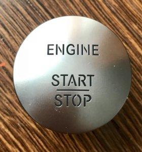 Кнопка старт-стоп Mercedes-Benz