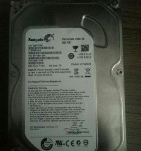 Продаю жесткий диск