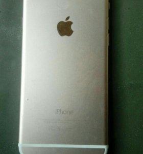 iphone 6 gold 64gb обмен/продажа