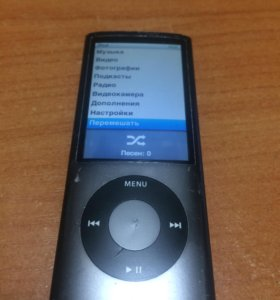 Плеер iPod nano 8