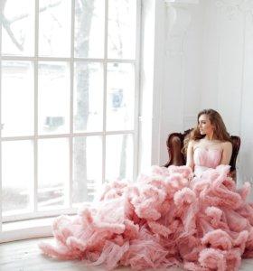 Прокат платье  для фотосессиий в городе Артем.