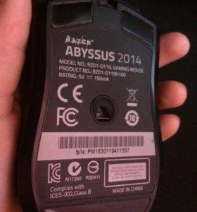 Мышка Razer abyssus 2014