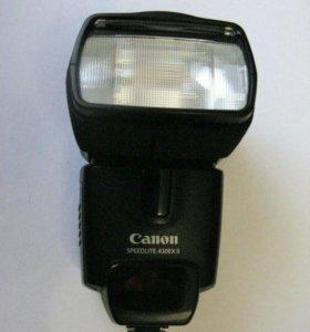 Фотовспышка Canon 430 EX II