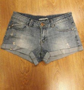 Шорты джинсовые на размер 44-46
