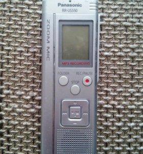 Диктофон Panasonic RR- US550