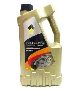 Моторное масло Роснефть Premium 5w-40 4 литра