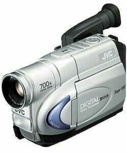 Видеокамера JVC GR-FX16 раритет!