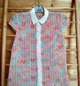 Кофта рубашка блузка
