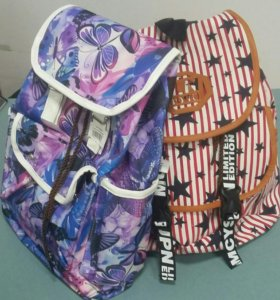 Рюкзак текстиль