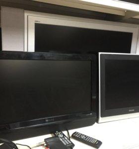 Ремонт любых телевизоров у вас дома.
