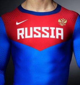 Экипировка сборной России по легкой атлетике