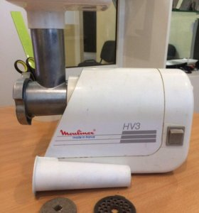 Мясорубка Moulinex HV3