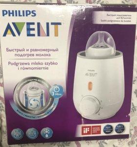 Подогреватель для бутылочек Philips Avent новый