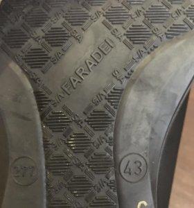 Туфли мужские faradei 43-44