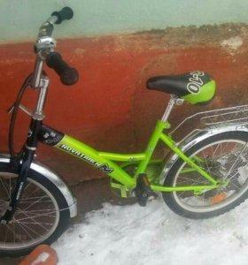 Велосипед на 7-10 лет