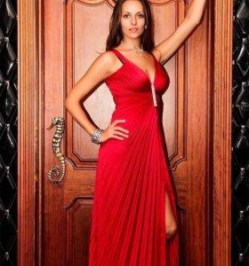 🔥👠 Платье на торжество S/M+кофточка