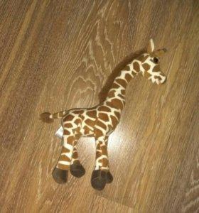 говорящий жираф