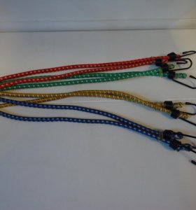 Резинка-паук для крепления багажа 8 крючков