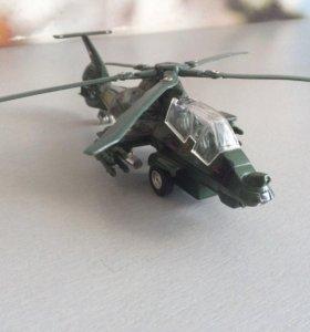 Вертолет со светом и звуком