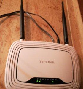 Роутер TP-LINK TL-W841N