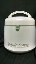 Волшебная плита с теплоизоляцией