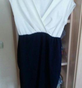 Платье для беременных размер m