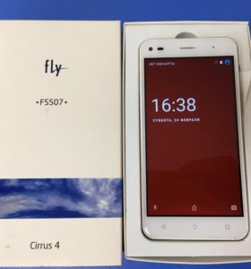 Fly FS507 (Cirrus 4)