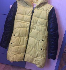 Куртка зимняя (весенняя)